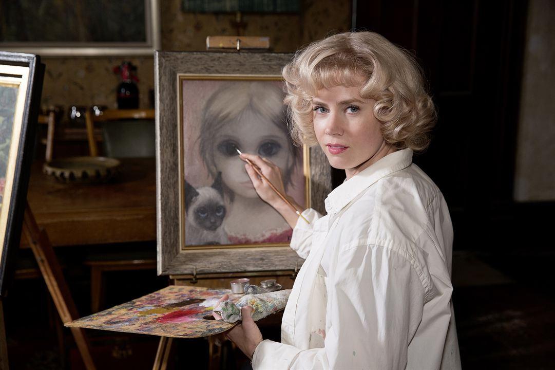 Grandes Olhos: Amy Adams
