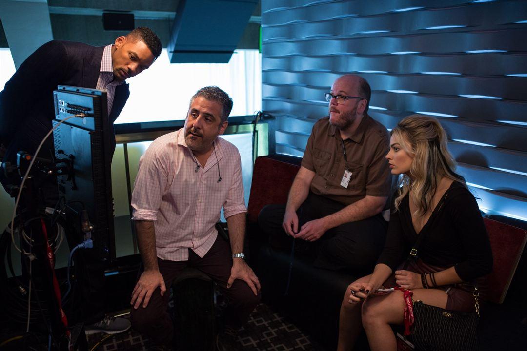 Golpe Duplo : Foto Glenn Ficarra, John Requa, Margot Robbie, Will Smith