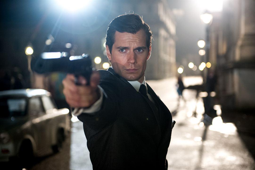 O Agente da U.N.C.L.E. : Foto Henry Cavill
