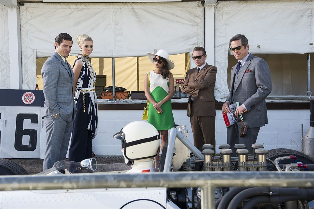 O Agente da U.N.C.L.E. : Foto Alicia Vikander, Elizabeth Debicki, Henry Cavill, Hugh Grant, Sylvester Groth