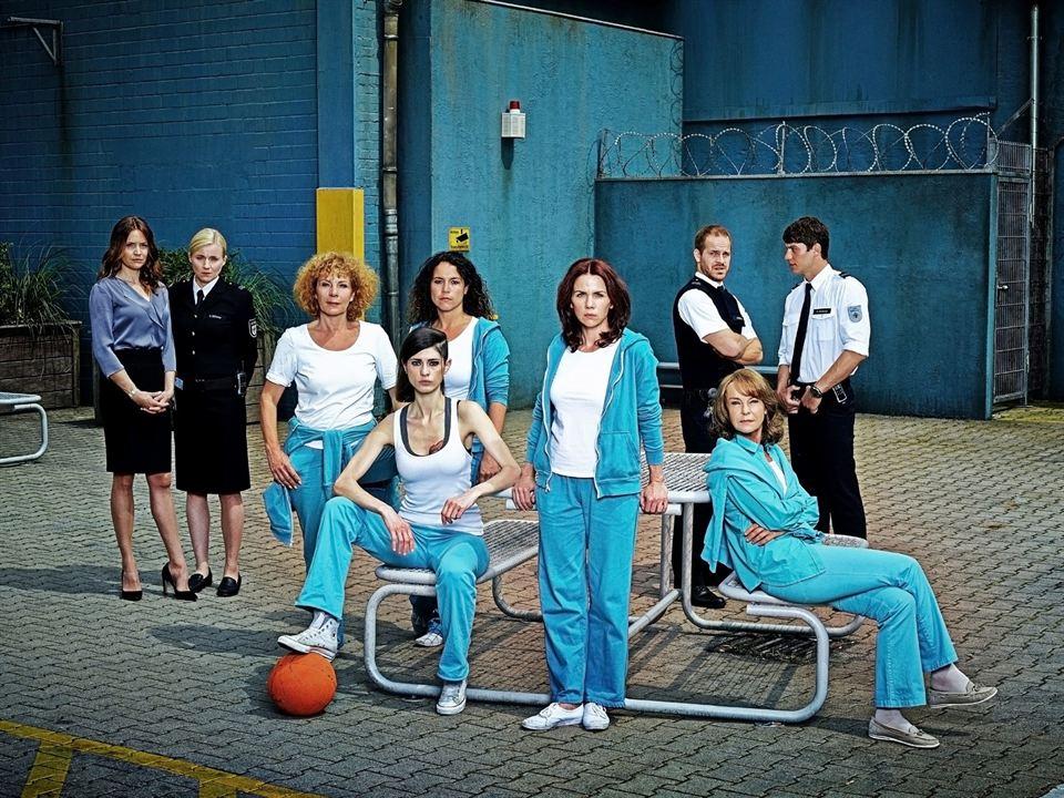 Block B - Unter Arrest : Foto Claudia Gaebel, Gisa Zach, Katrin Sass, Krunoslav Šebrek, Marc Ben Puch