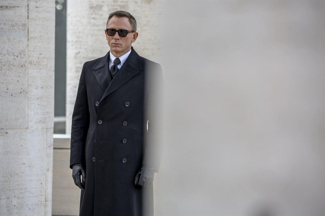 007 Contra Spectre: Foto Daniel Craig