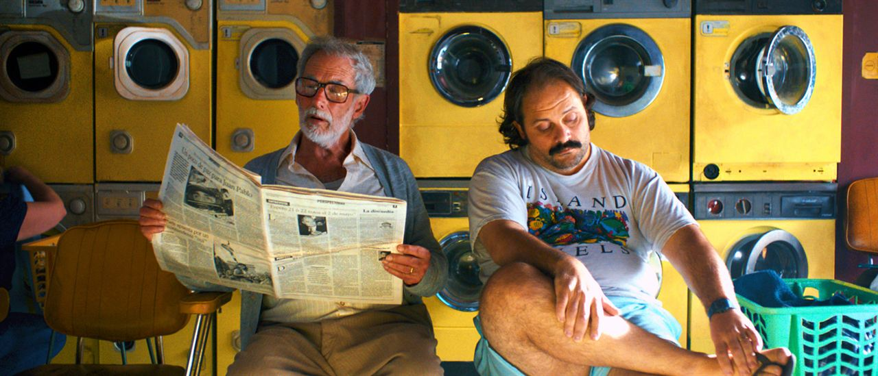 Sr. Kaplan : Foto Hector Noguera, Néstor Guzzini