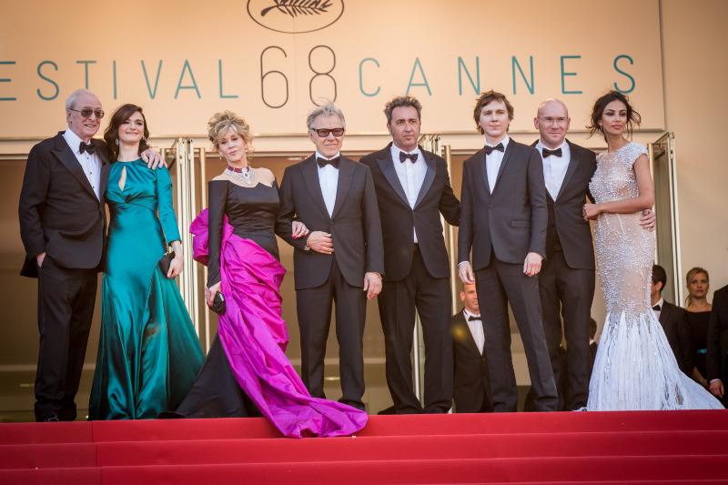 A Juventude : Vignette (magazine) Harvey Keitel, Jane Fonda, Madalina Ghenea, Michael Caine, Paolo Sorrentino