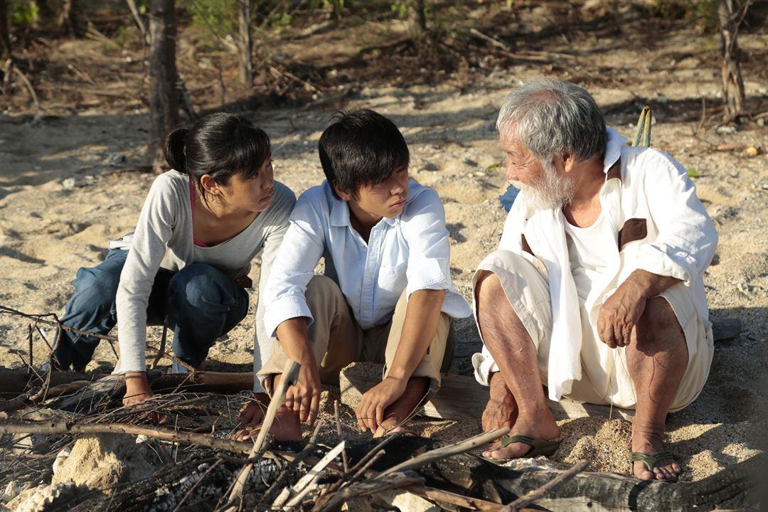 O Segredo das Águas: Nijirô Murakami, Jun Yoshinaga