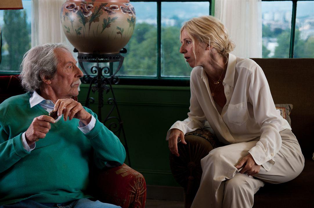 A Viagem de Meu Pai: Jean Rochefort, Sandrine Kiberlain