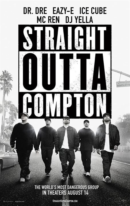 Straight Outta Compton - A História do N.W.A.