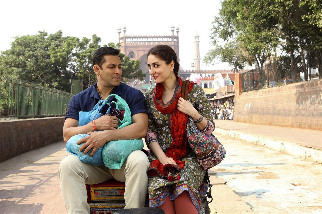 Bajrangi Bhaijaan : Foto Kareena Kapoor, Salman Khan