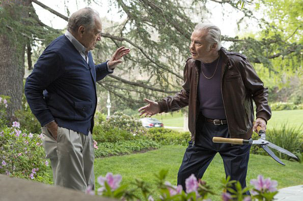 Foto Jon Voight, Tom Bower