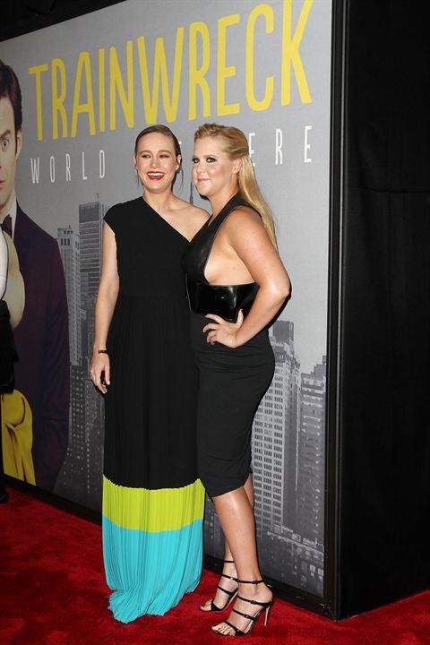 Descompensada : Vignette (magazine) Amy Schumer, Brie Larson