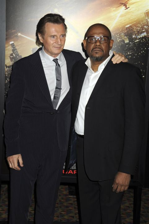 Busca Implacável 3: Forest Whitaker, Liam Neeson