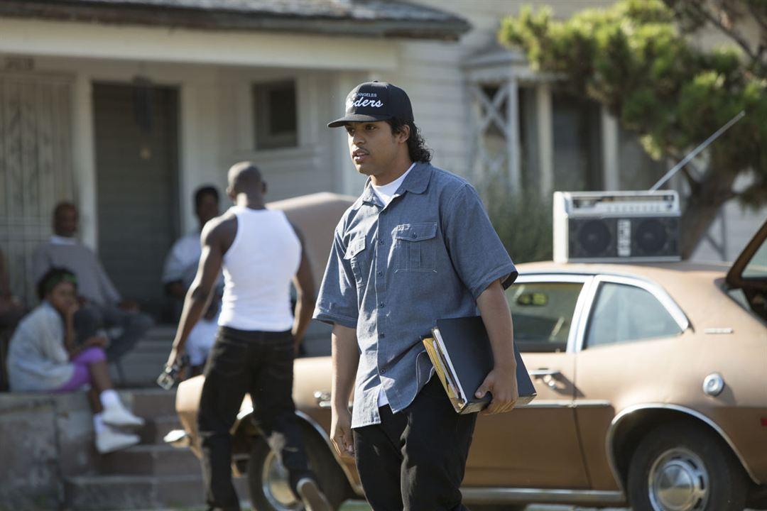 Straight Outta Compton - A História do N.W.A.: O'Shea Jackson Jr.