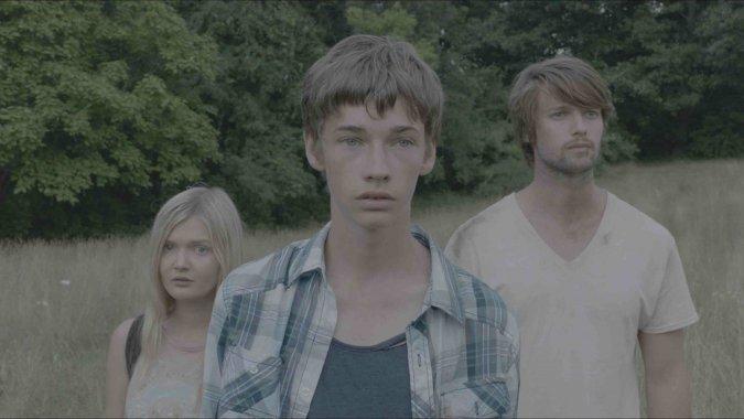 Os Últimos Sobreviventes: Jacob Lofland, Sophie Kennedy Clark, Patrick Schwarzenegger