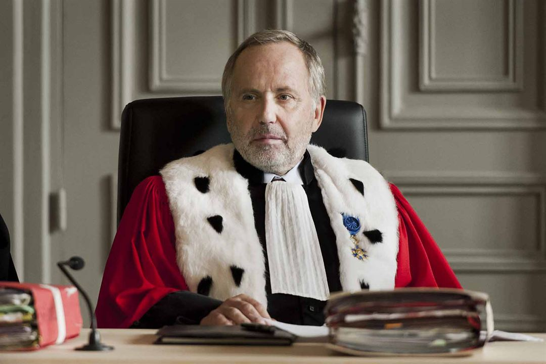 A Corte: Fabrice Luchini