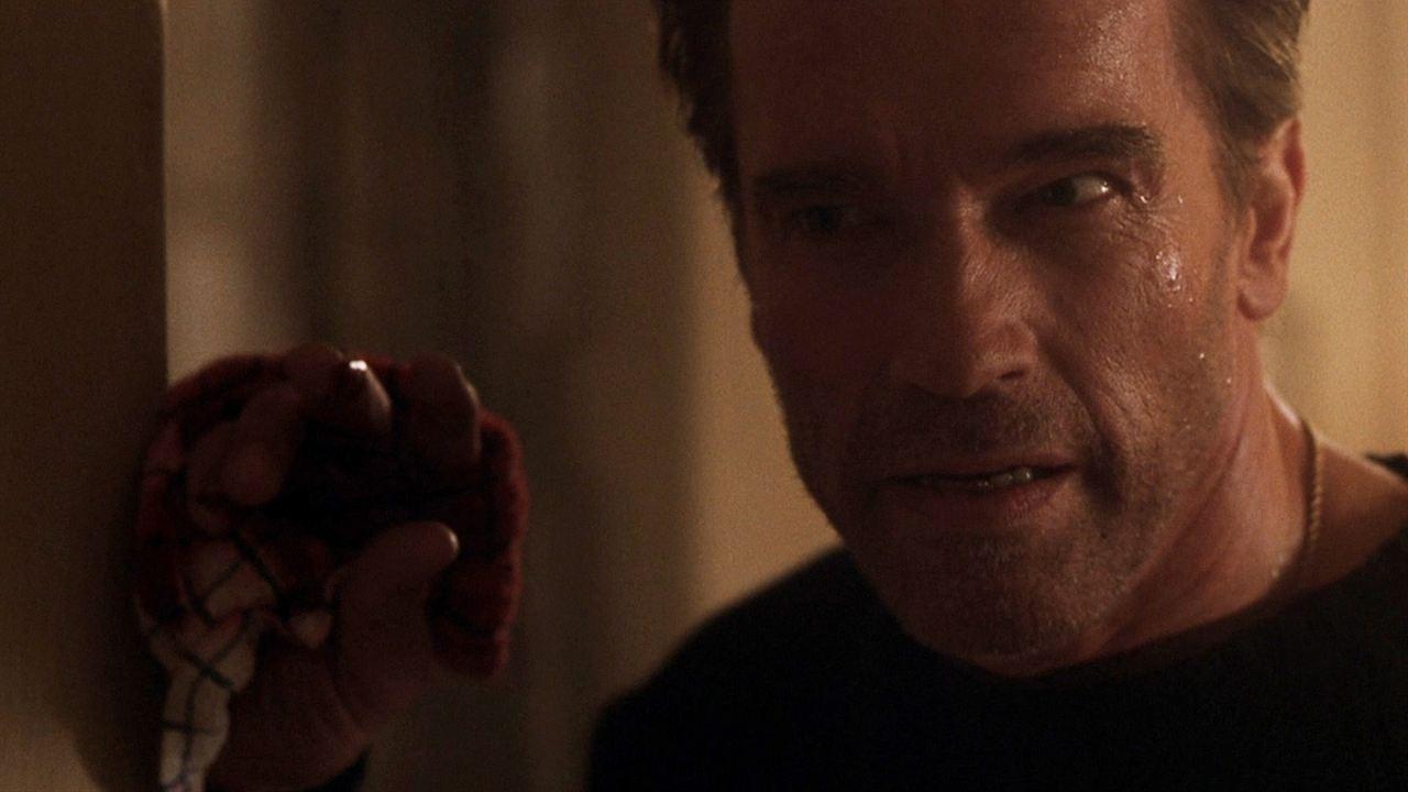 Fim dos Dias: Arnold Schwarzenegger, Peter Hyams