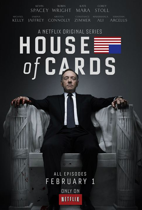 House of Cards : Poster