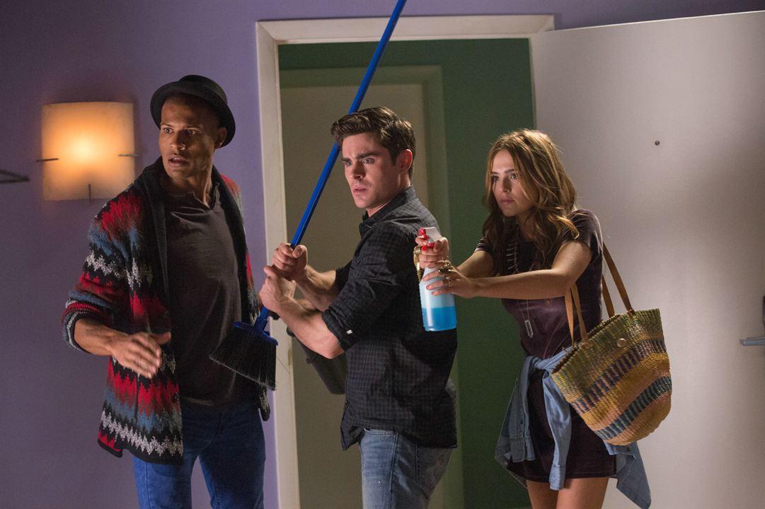 Tirando o Atraso : Foto Jeffrey Bowyer-Chapman, Zac Efron, Zoey Deutch