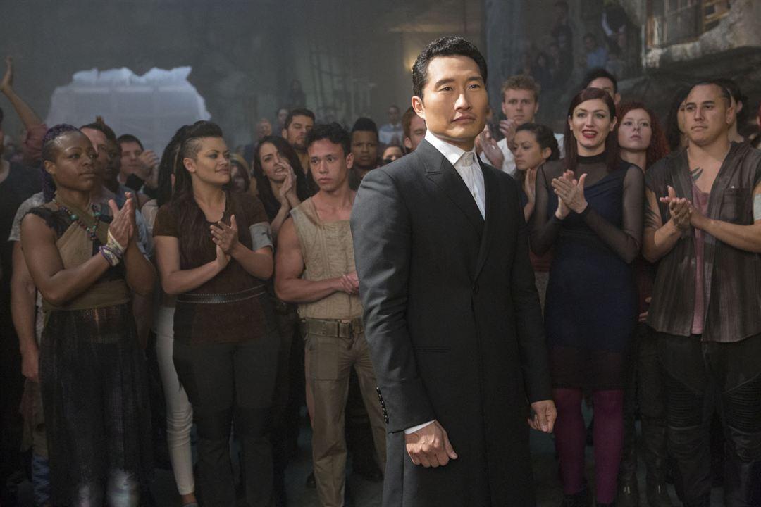 A Série Divergente: Convergente: Daniel Dae Kim