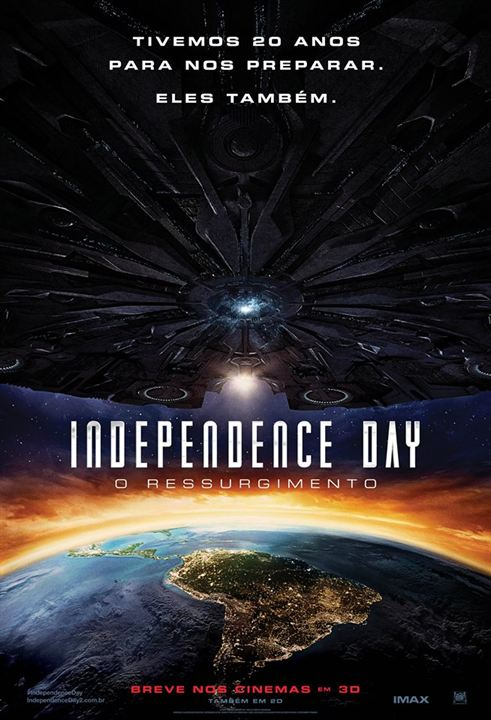 Independence Day: O Ressurgimento : Poster