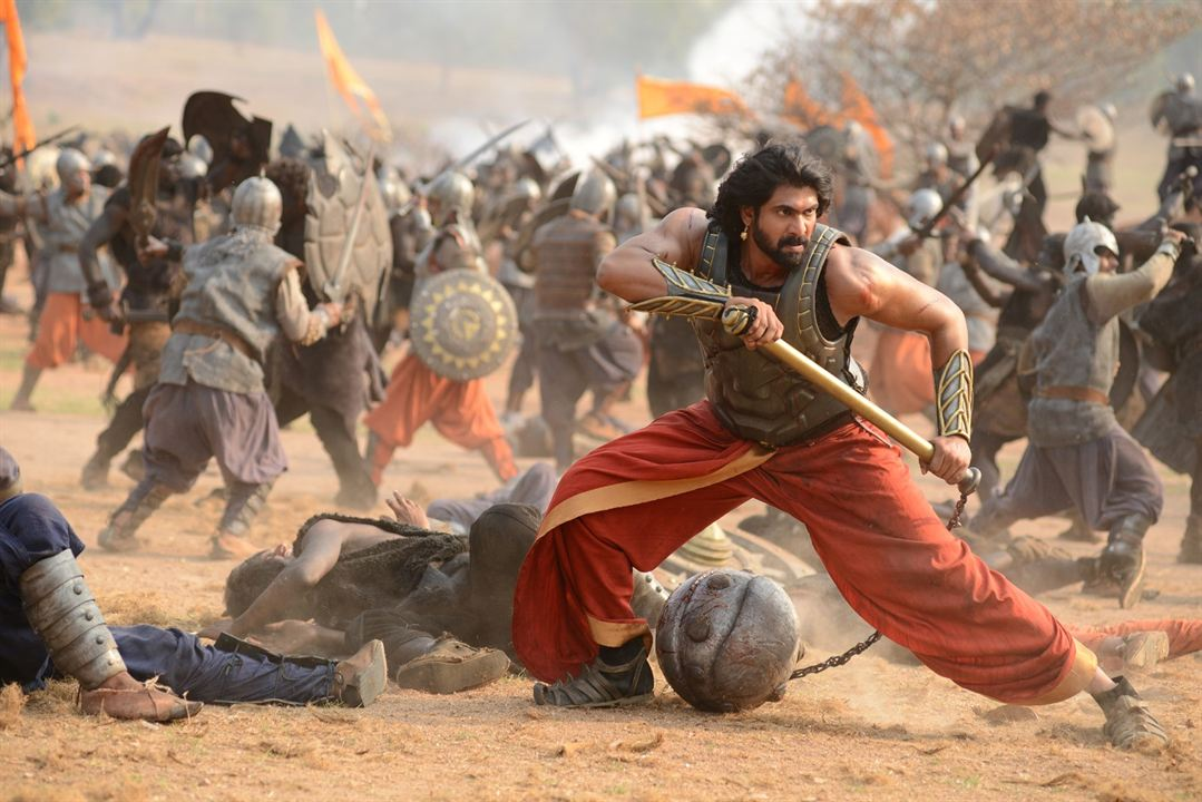 Baahubali: The Beginning : Foto Rana Daggubati