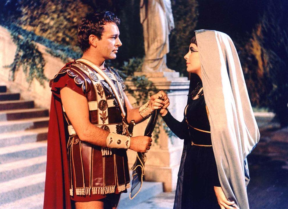Cleópatra: Elizabeth Taylor