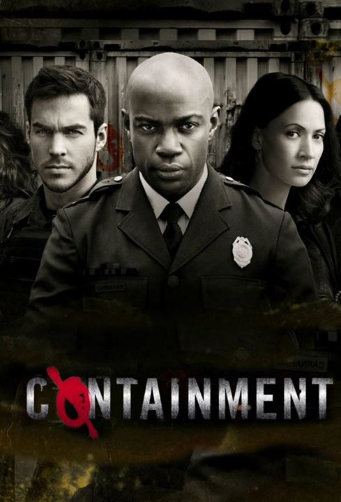 Containment : Poster