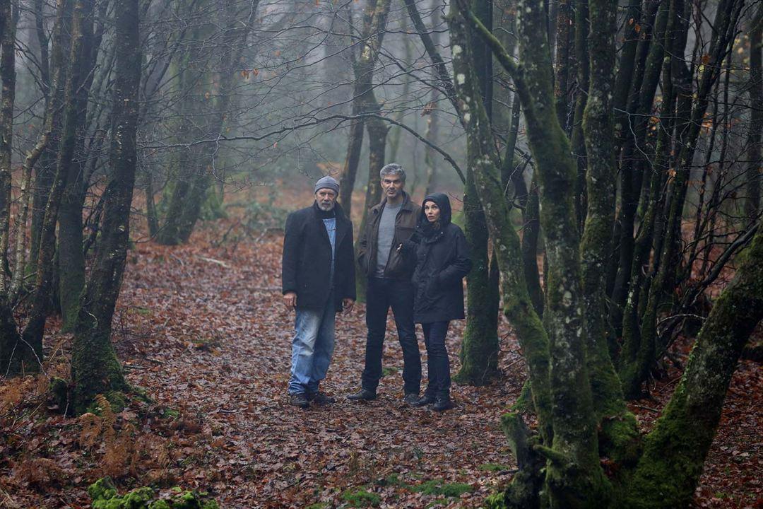 L'Inconnu de Brocéliande : Foto Claire Keim, Féodor Atkine, Francois Vincentelli