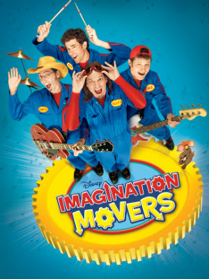 Imagination Movers : Poster