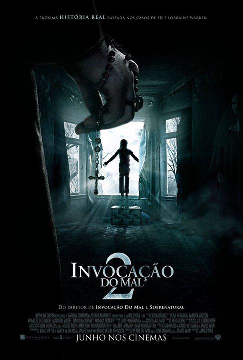 Invocação do Mal 2 : Poster