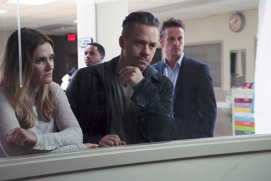 Foto Bre Blair, Michael Raymond-James