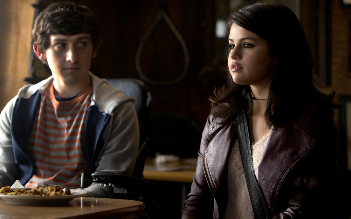 The Fundamentals Of Caring: Selena Gomez, Craig Roberts