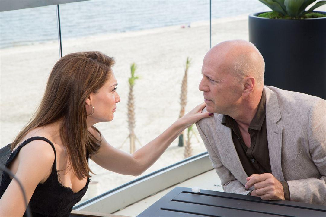 Carga Preciosa: Claire Forlani, Bruce Willis