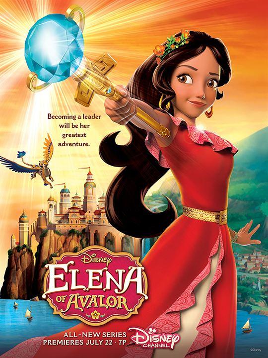 Elena de Avalor : Poster