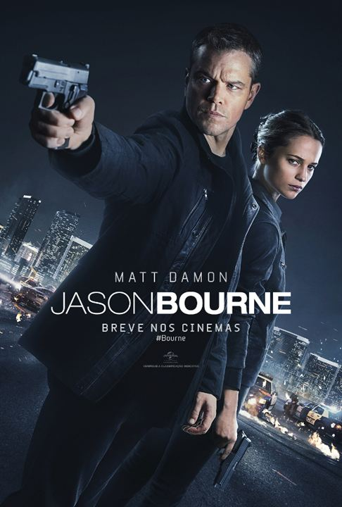 Jason Bourne : Poster
