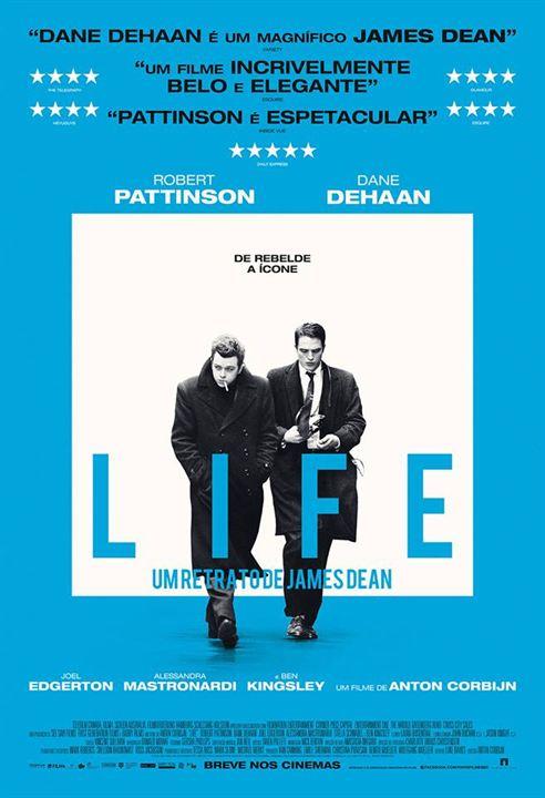 Life - Um Retrato de James Dean : Poster