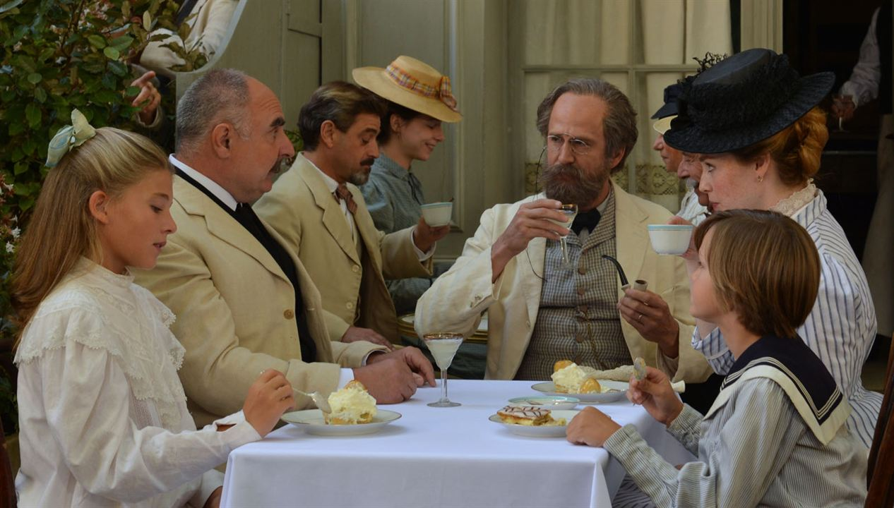 Cézanne e Eu: Guillaume Canet