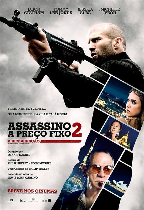 Assassino a Preço Fixo 2 - A Ressurreição : Poster