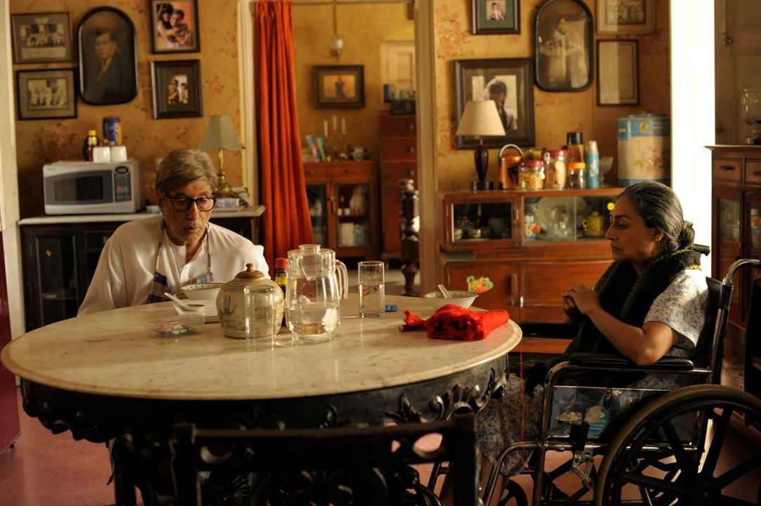 Te3n : Photo Amitabh Bachchan, Padmavati Rao