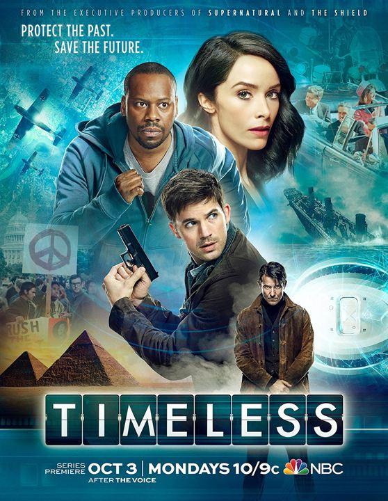 Timeless : Poster