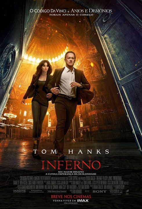 Inferno : Poster