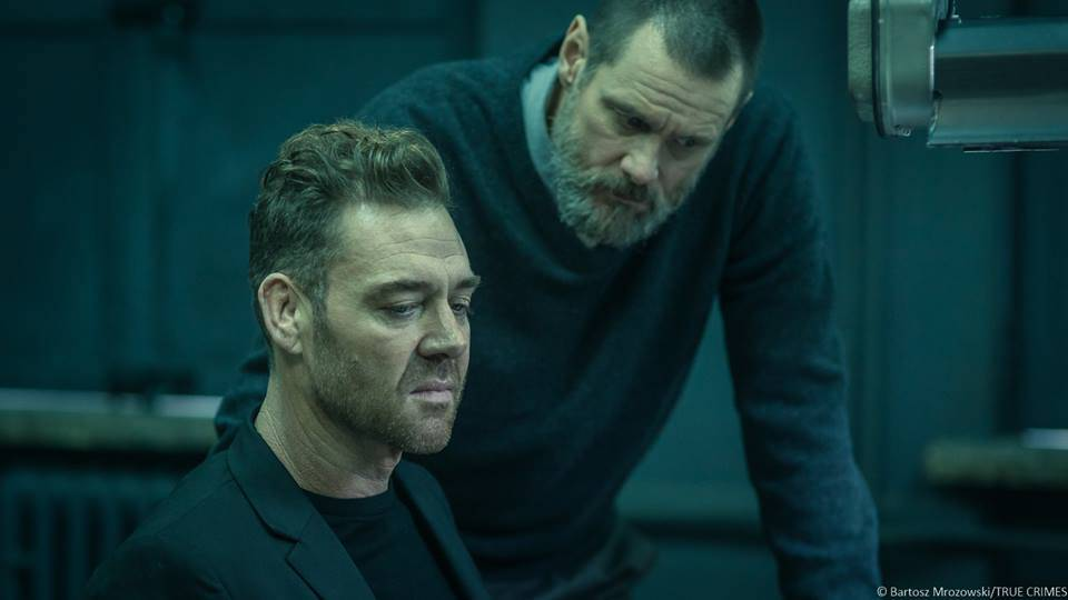 Crimes Obscuros : Foto Jim Carrey, Marton Csokas