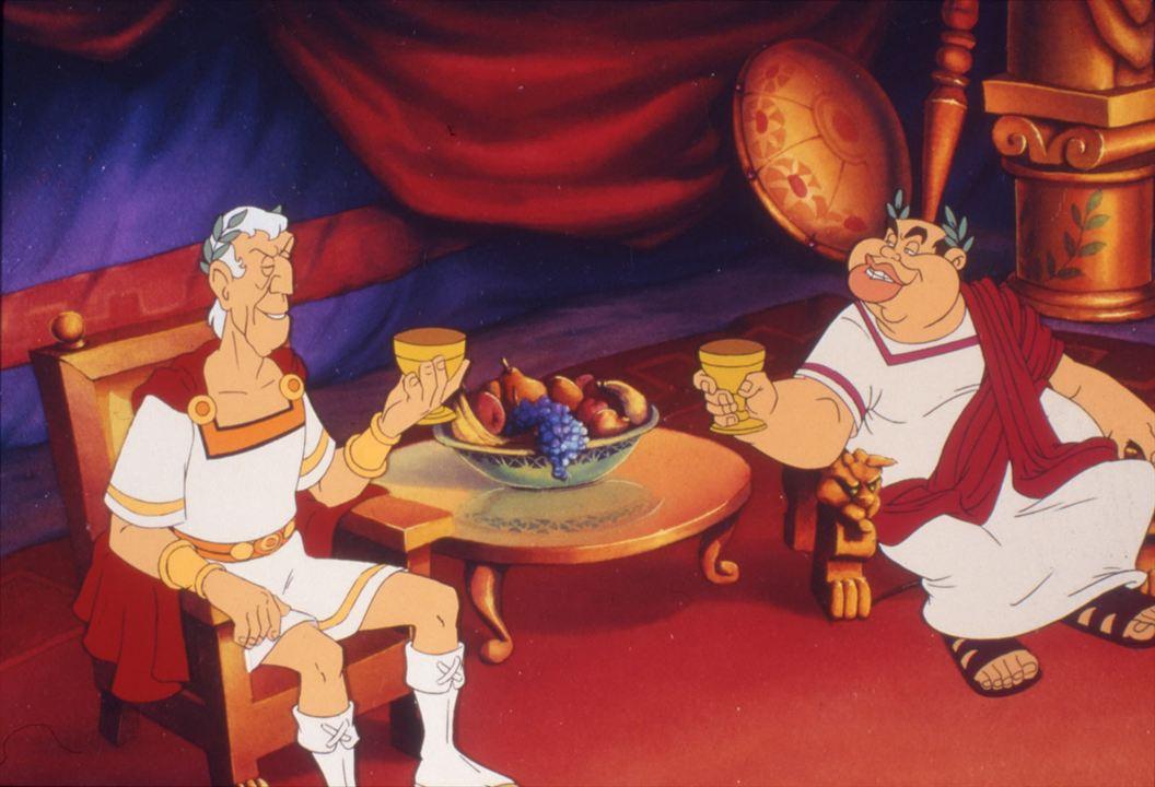 Asterix Conquista a América