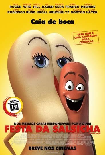 Festa da Salsicha : Poster