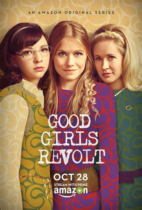 Good Girls Revolt : Poster