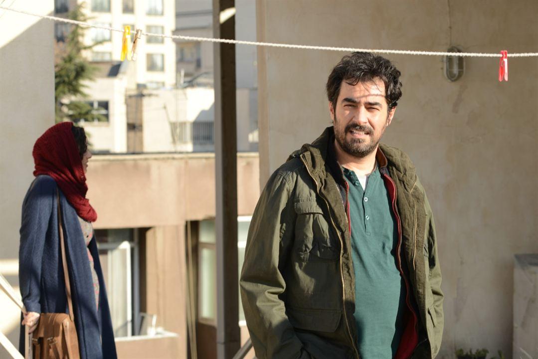 O Apartamento : Foto Shahab Hosseini, Taraneh Alidoosti