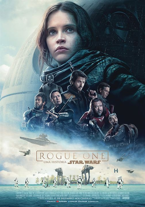 Rogue One - Uma História Star Wars : Poster