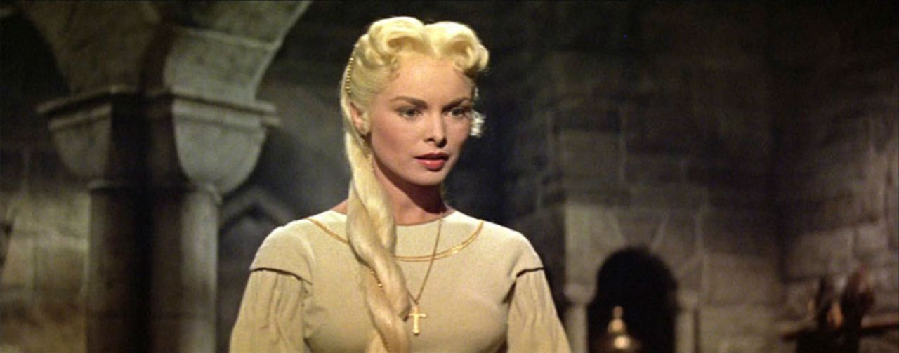 Prince Valiant : Foto Janet Leigh