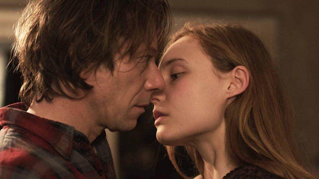 Até Nunca Mais: Mathieu Amalric, Julia Roy