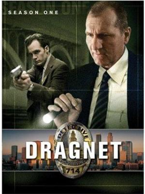 L.A. Dragnet : Poster