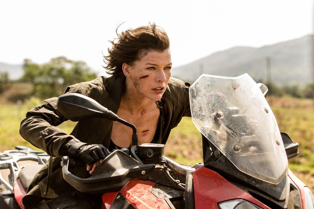 Resident Evil 6: O Capítulo Final: Milla Jovovich